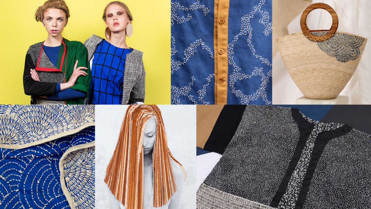 Diseño de prendas artesanales desde cero